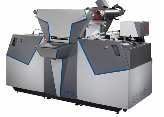 DM-Liner Digital Foiling Device