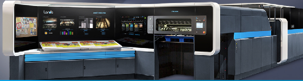 Landa S10 Nanographic Press