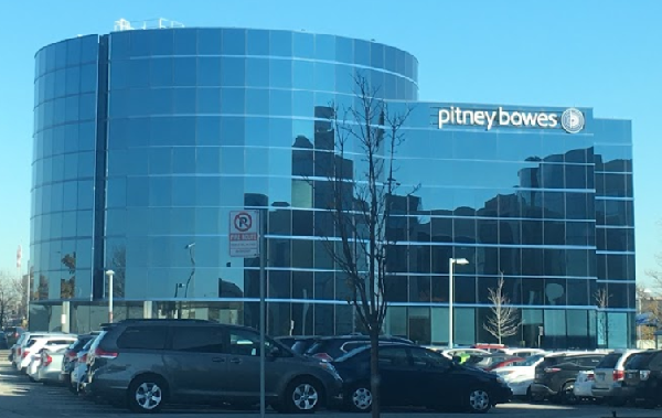 Pitney Bowes Canadian Head Office
