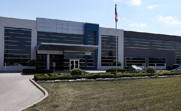 Vistaprint's Windsor Ontario plant . Canada's second largest printer