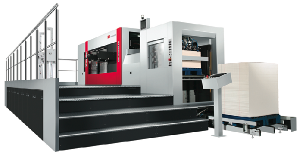 Masterwork Die Cutter, China's largest post press manufacturer