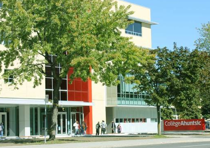 College Ahuntsic in Quebec