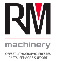 Press and Bindery equipment distributor