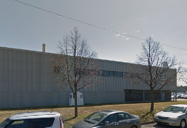 Quebec newsprint plant