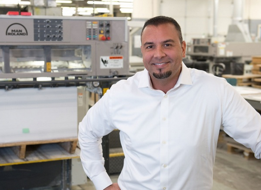Michael Hothi new President and owner of Trico Packaging and Print Solutions